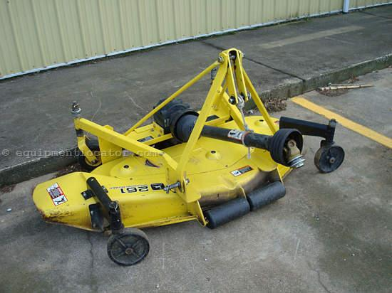 Buy Finishing Mower JOHN DEERE 261