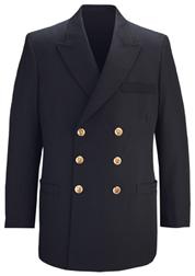 Buy 17B8696C Men's Double Breasted Dress Coat