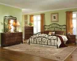 Buy Wellington Casegoods Cruz King Bedroom Set