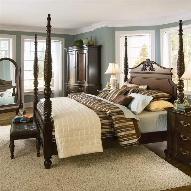 Belmont by Bernhardt Bedroom Set buy in Pearl