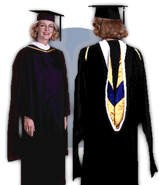 Buy Master's Outfit (Cap, Gown, Tassel)