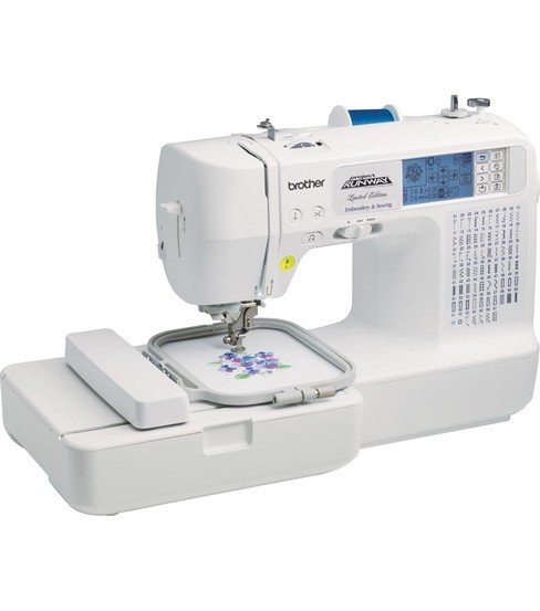 programmable embroidery sewing machine