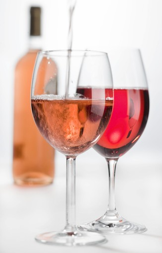 Buy Harvest Blush Wine