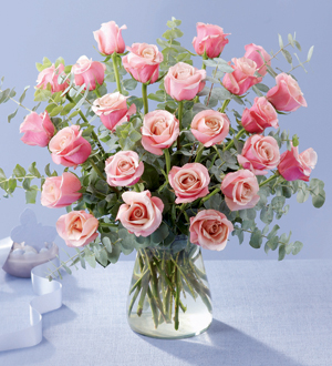 Buy The FTD® Pink Passion™ Rose Bouquet E2-4199