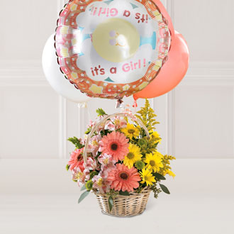 Buy The FTD® Girls Are Great!™ Bouquet D5-4043