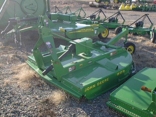JOHN DEERE 609 Rotary Cutter 2012 buy in Miami