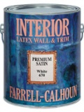 Buy 670 Line Interior Latex Satin Enamel