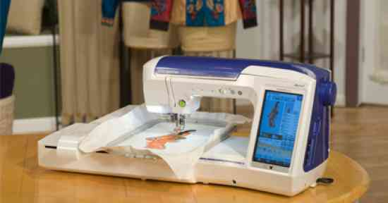 Buy Brother Quattro® 2 6700D Embroidery Machine