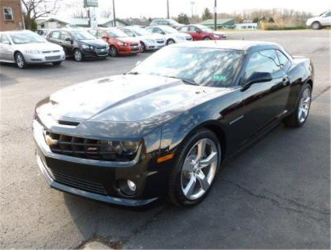 Buy Vehicle Chevrolet Camaro Coupe 2SS 2012