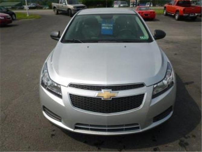 Buy Vehicle Chevrolet Cruze Sedan LS 2012