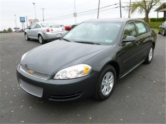 Buy Vehicle Chevrolet Impala LS 2012