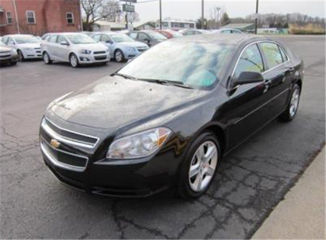 Buy Vehicle Chevrolet Malibu LS 2012