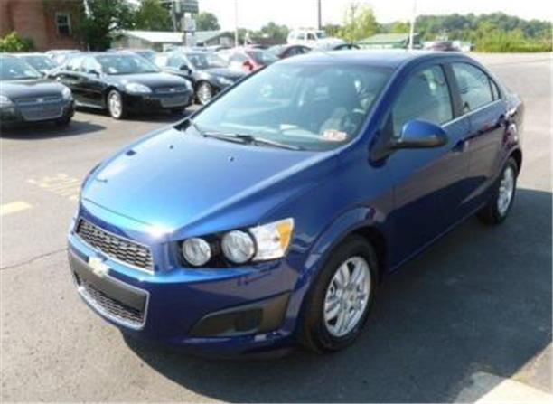 Buy Vehicle Chevrolet Sonic Sedan 2LT 2012