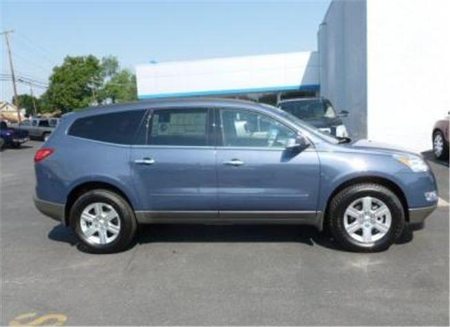 Buy Vehicle Chevrolet Traverse AWD LT w/1LT 2012