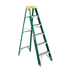 Buy Six-Foot Fiberglass Commercial Stepladder
