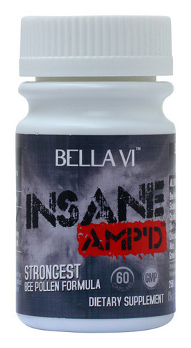 Buy Insane Amp'd weight loss pills