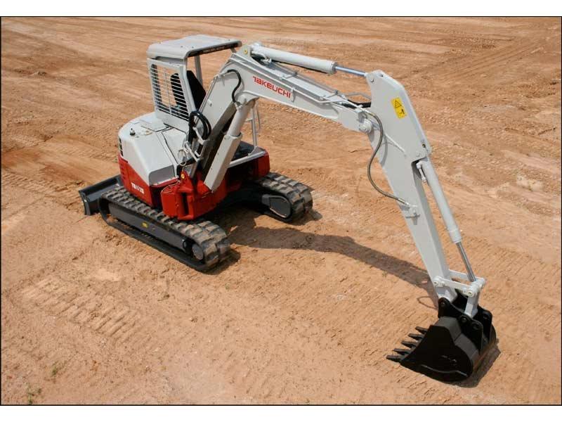 Buy Takeuchi Compact Excavators