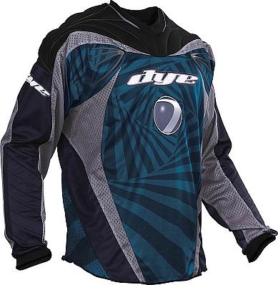 Buy Dye C10 Men's Paintball Jersey - 2X-Large - Vortex Navy