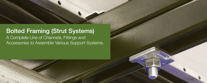 Buy Bolted Framing (Strut Systems)