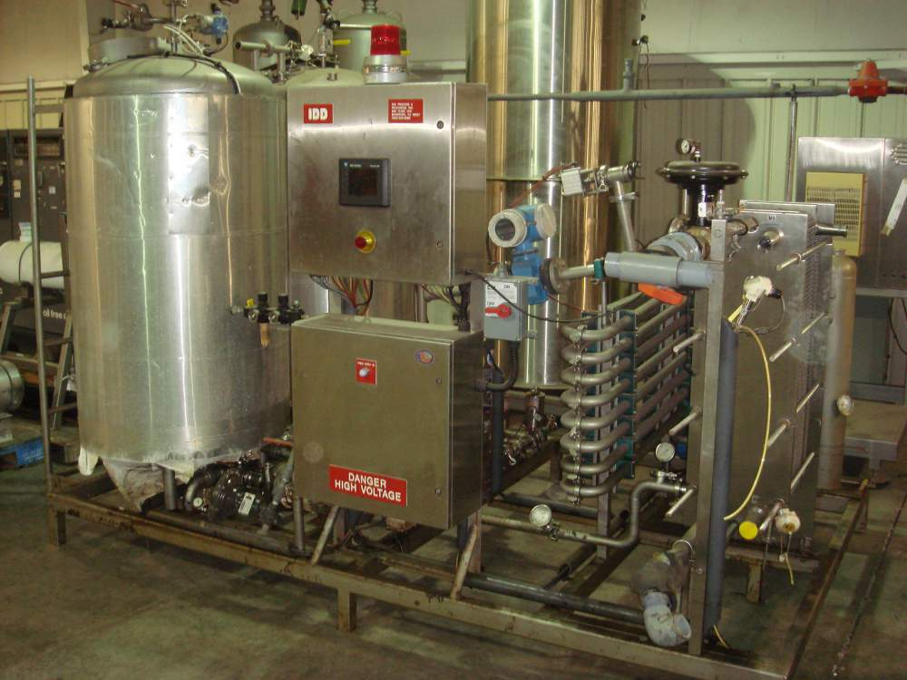 Buy IDD Flash Pasteurizer 00FP28