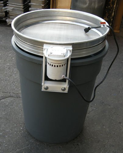 Buy Electronic Flour Sifter, 44 gal