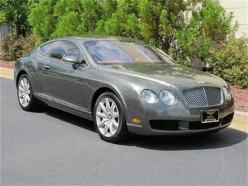 Buy 2005 Bentley CONTINENTAL 2dr Cpe GT