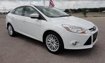 Buy 2012 Ford Focus SEL