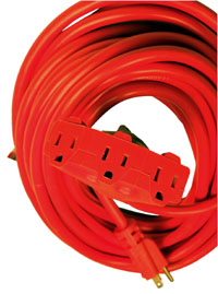 Buy Three wire extension cords