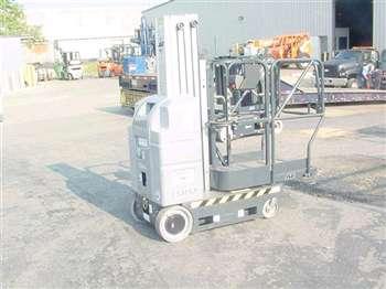 Buy JLG Industries 15MSP Electric Order Picker