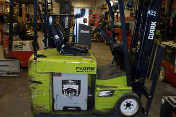Buy Clark TMX17 Electric Sit Down 3 Wheel