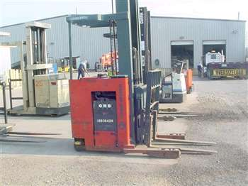 Buy Prime Mover RR30C Electric Narrow Aisle Reach Truck