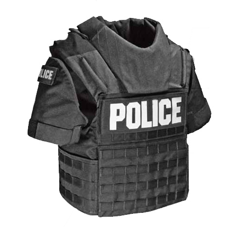 Buy Tactical Ballistic Body Armor Carrier Wolverine DM with Halo Level II Flexible Body Armor Panels