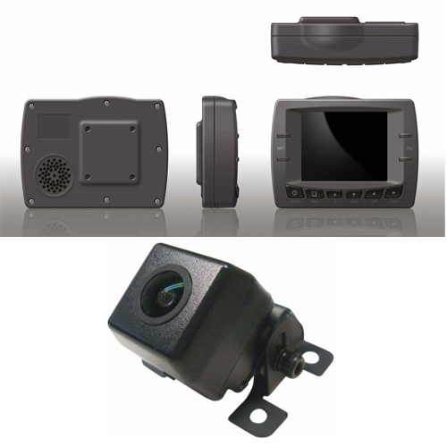 Buy Back Up Camera and Monitor Kit from Fleet Safety