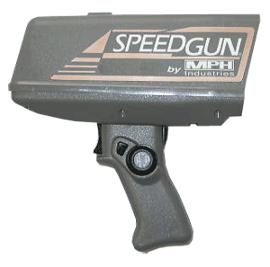 Buy Handheld Radar SpeedGun by MPH