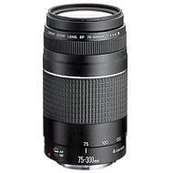 Buy Canon 75-300mm f/4-5.6 III EF Telephoto Zoom Lens