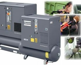Buy Atlas Copco GX 2-11