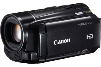 Buy Canon VIXIA HF M52 Flash Memory Camcorder
