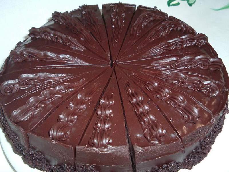France Chocolate Cake Chocolate Cake