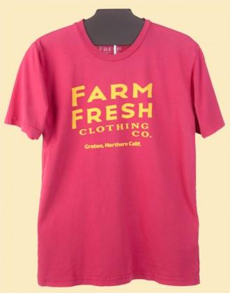 Buy Farm Fresh Logo Men's T-Shirt