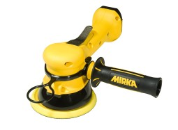 Buy Mirka's pneumatic Two-Handed Polisher