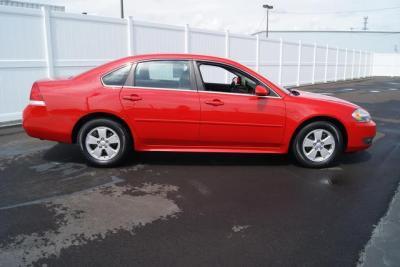 Buy 2010 Chevrolet Impala LT Car