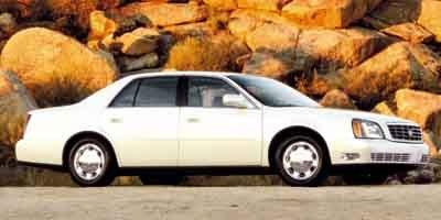 Buy 2001 Cadillac DeVille Base Car