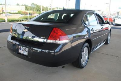 Buy 2009 Chevrolet Impala 3.5L LT Car