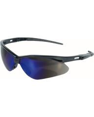 Buy Jackson Glasses: Nemesis Blue Mirror Safety Glasses