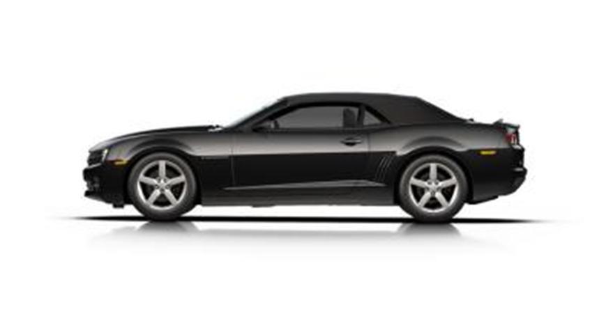 Buy Vehicle Chevrolet Camaro Convertible 2LT 2012