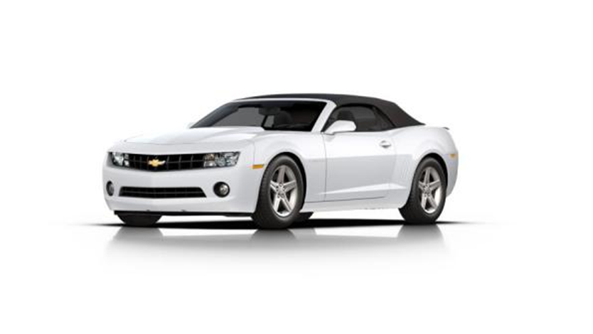 Buy Vehicle Chevrolet Camaro Convertible 1LT 2012