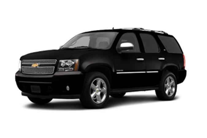 Buy SUV Chevrolet Tahoe 4WD 1500 LTZ 2013