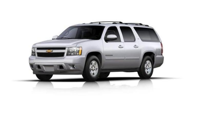 Buy SUV Chevrolet Suburban 2WD 1500 LT 2012