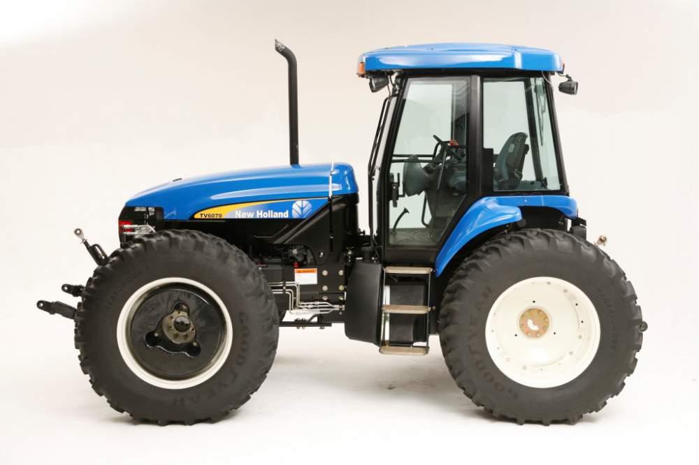 New Holland Tv6070 Bidirectional Tractor Buy In Tulsa