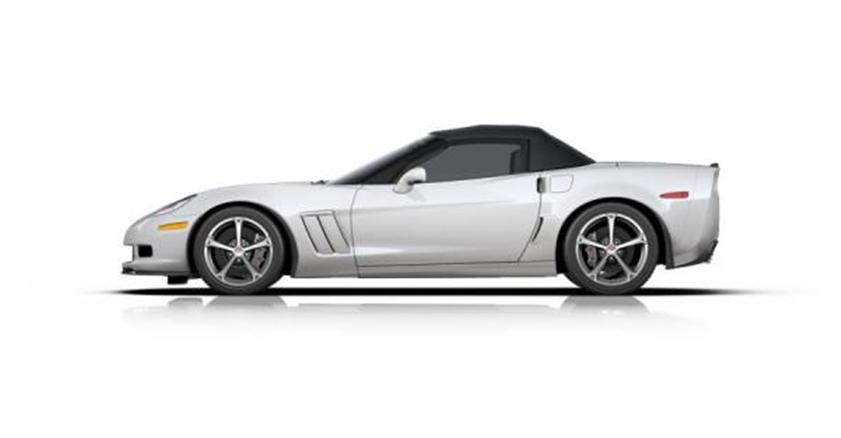 Buy Vehicle Chevrolet Corvette Z16 Grand Sport w/1LT 2012